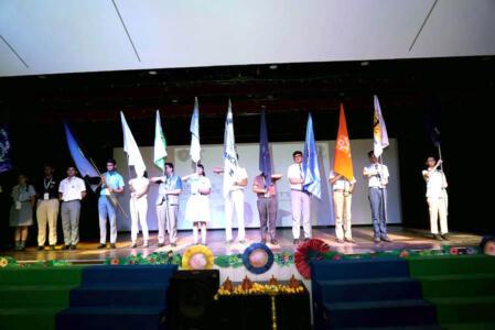 1 Flag Ceremony